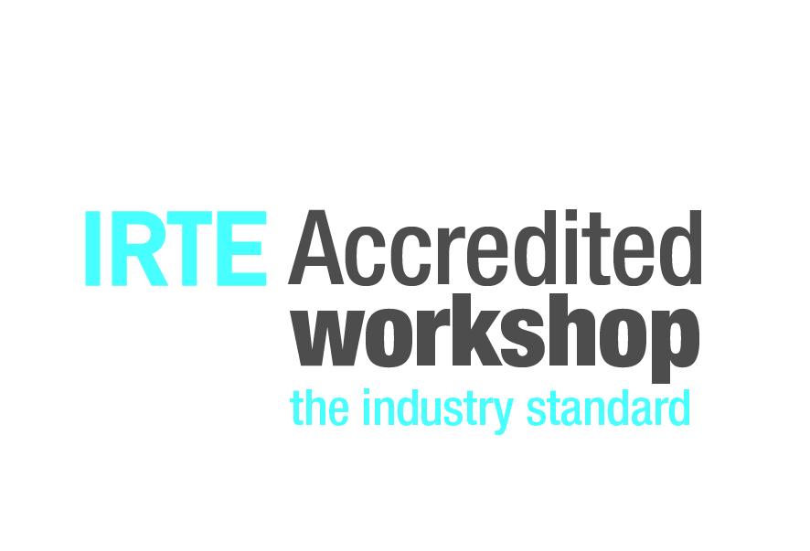 IRTE Accreditation